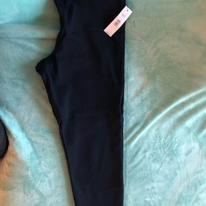 Elie Tahari Pants - Navy blue leggings/ ponte pants NWT